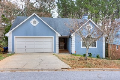 Augusta Single Family Home For Sale: 2234 Woodbluff Way