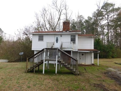 McDuffie County Single Family Home For Sale: 163 Reeves Street