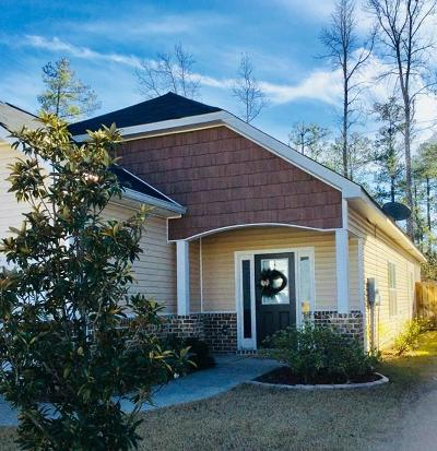 Grovetown GA Single Family Home For Sale: $163,900