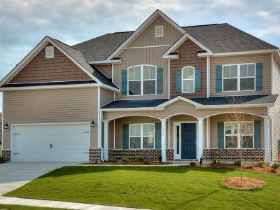 Grovetown GA Single Family Home For Sale: $248,900