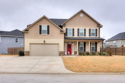Canterbury Farms Single Family Home For Sale: 1217 Absolon Court
