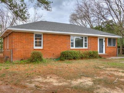Augusta Single Family Home For Sale: 2400 Bass Avenue