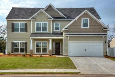 Augusta Single Family Home For Sale: 822 Burlington Drive