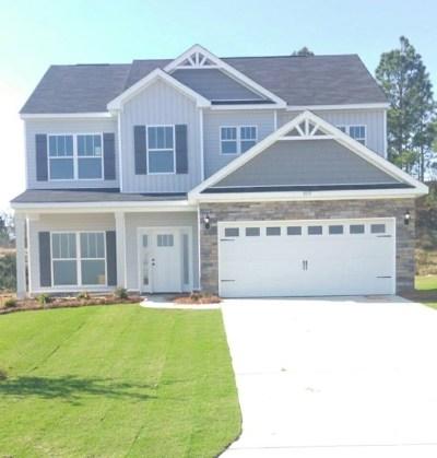 Richmond County Single Family Home For Sale: 817 Burlington Drive