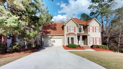 Martinez Single Family Home For Sale: 3710 El Cordero Ranch Springs Road