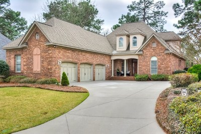 Aiken Single Family Home For Sale: 125 Bald Cypress Court