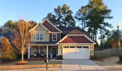Evans Single Family Home For Sale: 4001 Battery Drive