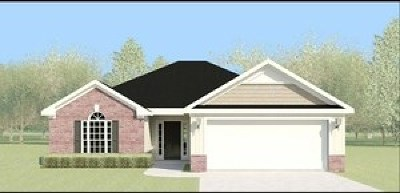 Augusta Single Family Home For Sale: 3024 Ashley Loop