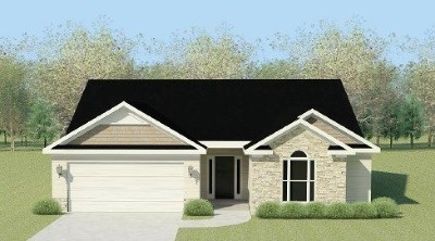 Augusta Single Family Home For Sale: 3020 Ashley Loop