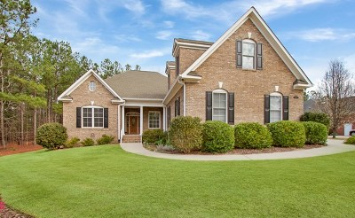 North Augusta Single Family Home For Sale: 1042 Longstreet Place