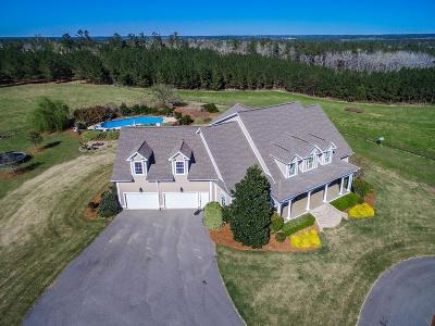 Jackson Single Family Home For Sale: 2345 Green Pond Road