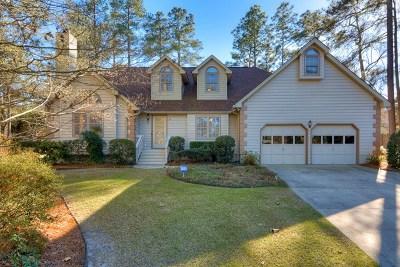 Aiken Single Family Home For Sale: 30 Interlachen Court