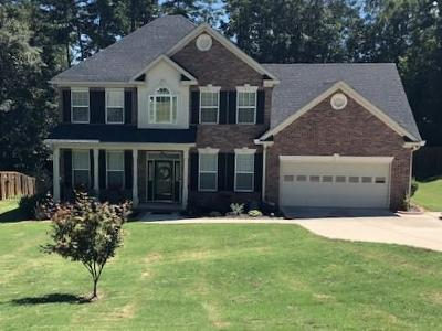 Evans Single Family Home For Sale: 5102 Wells Drive