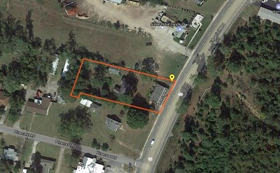 North Augusta Commercial For Sale: 808 Edgefield Road