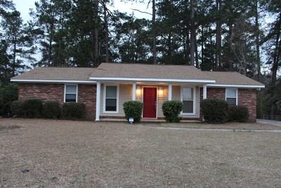Hephzibah Single Family Home For Sale: 2640 Crosscreek Road