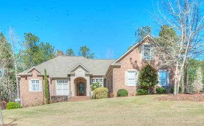 North Augusta Single Family Home For Sale: 1011 Longstreet Place