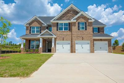 Grovetown Single Family Home For Sale: 4570 Coldwater Street