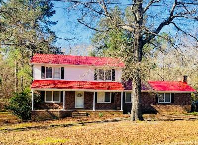 Lincolnton Single Family Home For Sale: 598 Wallace Wells Circle
