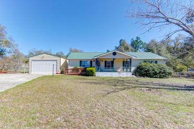 Hephzibah Single Family Home For Sale: 2032 Tracy Drive