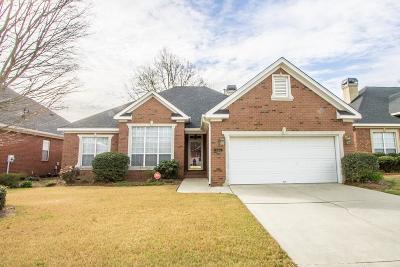 Augusta Single Family Home For Sale: 2204 Larks Court