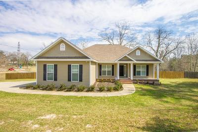 Augusta Single Family Home For Sale: 1740 Powell Road