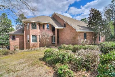 Aiken Single Family Home For Sale: 7 Tupelo Court