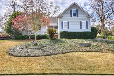 North Augusta Single Family Home For Sale: 111 Crescent Court