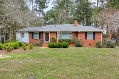Aiken Single Family Home For Sale: 842 Brandy Road