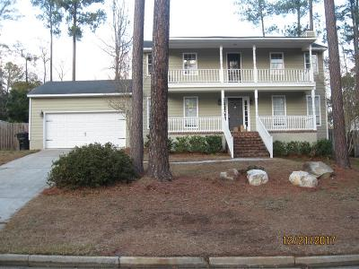 Columbia County, Richmond County Single Family Home For Sale: 4035 Oregon Trail