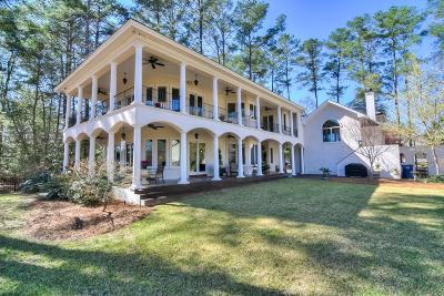 Clarks Hill Single Family Home For Sale: 194 Lagoon Drive