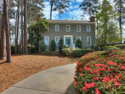 Augusta Single Family Home For Sale: 778 Camellia Road