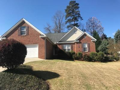 North Augusta Single Family Home For Sale: 5041 Fieldcrest Drive