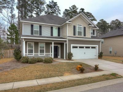 Evans Single Family Home For Sale: 951 Watermark Drive