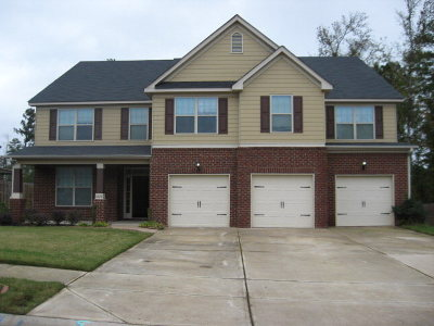 Grovetown Single Family Home For Sale: 8522 Crenshaw Drive