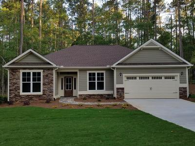 McCormick SC Single Family Home For Sale: $215,000
