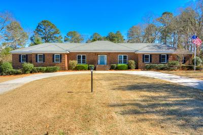 Edgefield County Single Family Home For Sale: 312 Wigfall Street