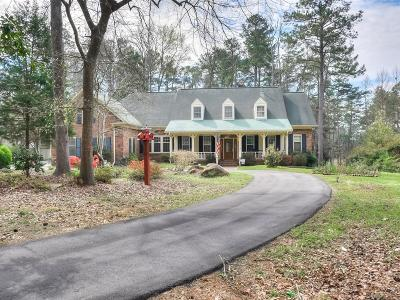 Columbia County Single Family Home For Sale: 3530 Evans To Locks Road