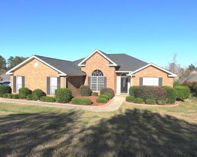 Evans Single Family Home For Sale: 858 Prairie Lane