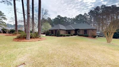 Edgefield County Single Family Home For Sale: 314 Pine Knoll Lane Ext