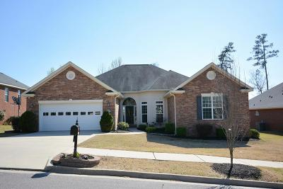 North Augusta Single Family Home For Sale: 171 Kenilworth Drive