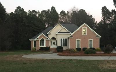 North Augusta Single Family Home For Sale: 511 Five Notch Road