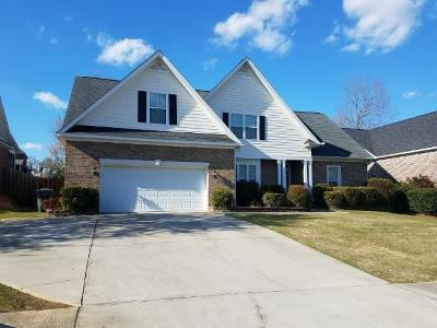 Knob Hill Single Family Home For Sale: 906 Woody Hill Circle