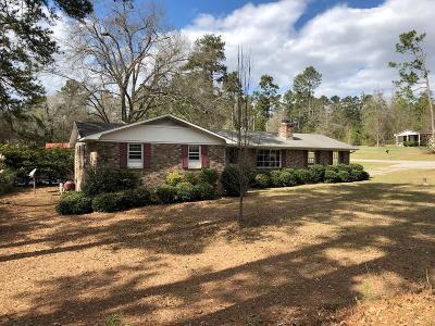 North Augusta Single Family Home For Sale: 247 Thompson Avenue