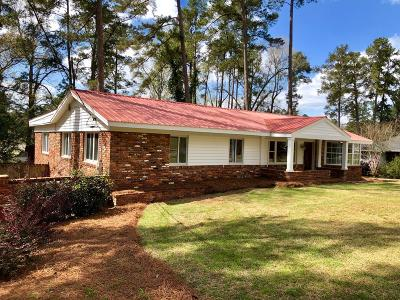 North Augusta Single Family Home For Sale: 510 Siskin Circle
