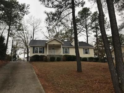 Aiken Single Family Home For Sale: 1353 Senate Drive
