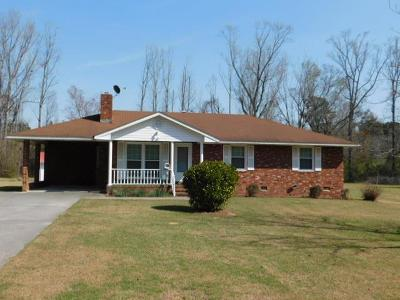 McDuffie County Single Family Home For Sale: 126 Anne Drive