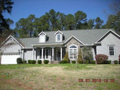 Aiken Single Family Home For Sale: 96 Citadel Drive