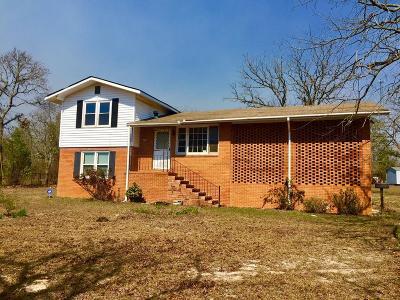 Hephzibah Single Family Home For Sale: 4524 Fulcher Road