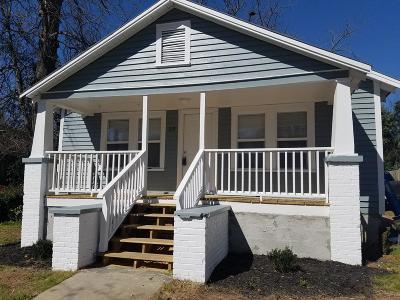 Aiken Single Family Home For Sale: 319 Morgan Street NW