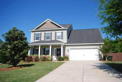North Augusta Single Family Home For Sale: 368 Foxchase Circle